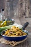 китайская еда mein чау-чау говядины Стоковые Изображения RF