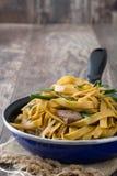 китайская еда mein чау-чау говядины Стоковое Фото