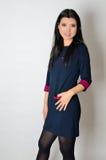 китайская женская модель Стоковое Изображение RF