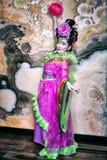 Китайская женщина стоковые изображения rf