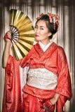 Китайская женщина Стоковая Фотография RF