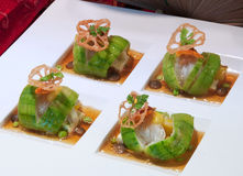 Китайская закуска дыни Стоковые Фотографии RF