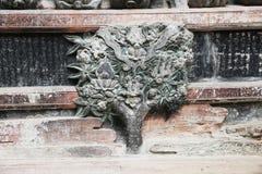 Китайская историческая архитектура, культурное наследие мира Стоковое Изображение