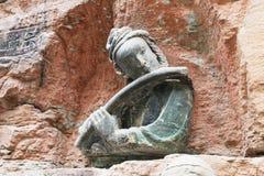 Китайская историческая архитектура, культурное наследие мира Стоковые Изображения RF
