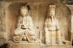 Китайская историческая архитектура, культурное наследие мира Стоковое фото RF