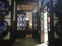 Китайская комната цветка Стоковые Фото