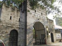 Китайская крепость Стоковые Изображения