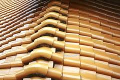 китайская крыша традиционная Стоковая Фотография RF