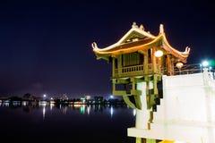 Китайская крыша Стоковые Фото