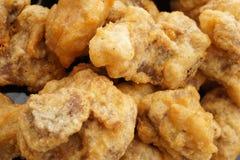 китайская кухня китайская еда Зажаренные сухие нервюры свинины Стоковое фото RF