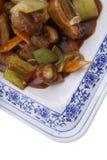 китайская кухня китайская еда Нервюры свинины в соусе Стоковое Изображение RF