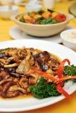 китайская кухня Стоковое Фото