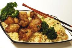 китайская кухня Стоковые Фото