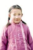 Китайская маленькая девочка Стоковая Фотография
