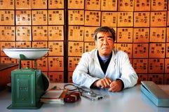 китайская микстура стоковые изображения
