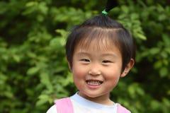 китайская милая девушка немногая стоковая фотография
