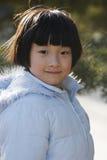 китайская милая девушка Стоковое Изображение RF