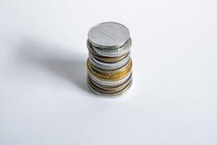 китайская монетка Стоковые Фотографии RF