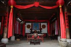 Китайская национальная культура Стоковые Изображения RF