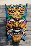 Китайская национальная маска Стоковые Фотографии RF