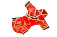 китайская одежда Стоковые Фото