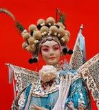 китайская опера стоковое изображение rf