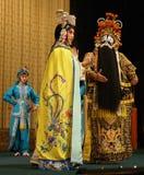 Китайская опера Стоковая Фотография RF