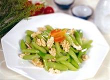 Китайская очень вкусная еда Стоковые Фотографии RF