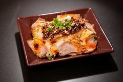 Китайская очень вкусная еда Стоковая Фотография
