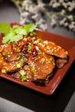 Китайская очень вкусная еда Стоковые Изображения