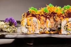 Китайская очень вкусная еда Стоковое фото RF