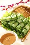 Китайская очень вкусная еда Стоковые Изображения RF