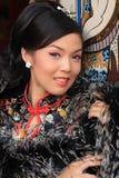 китайская повелительница Стоковые Фото