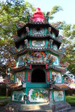 Китайская святыня Стоковое Фото