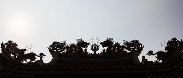 Китайская святыня Стоковые Фото