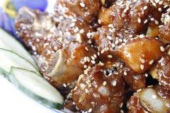 Китайская серия 1 еды Стоковое фото RF