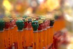 Китайская скульптура солдат стоковые фото