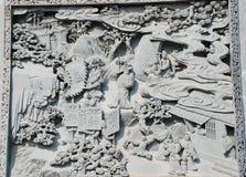 Китайская скульптура Стоковые Фото