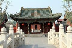 Китайская старая архитектура Стоковые Фотографии RF