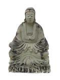 Китайская старая статуя на Wat Po Таиланде Стоковое Изображение