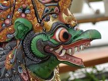 китайская статуя Иллюстрация вектора