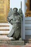 Китайская статуя стоковые фотографии rf