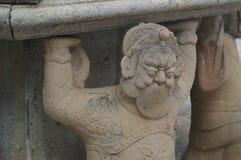 китайская статуя Стоковое Фото