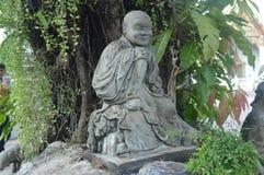 китайская статуя Стоковая Фотография