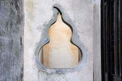 Китайская стена тыквы Стоковые Фотографии RF