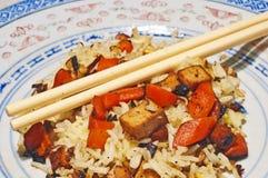 китайская тарелка Стоковые Изображения