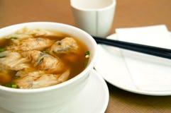 китайская тарелка oriental Стоковое фото RF