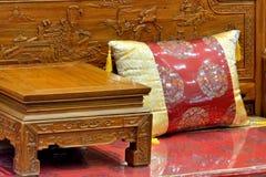 Китайская традиционная мебель стоковые фото