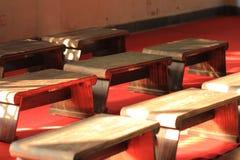 Китайская традиционная характерная старая школа Стоковое Изображение RF