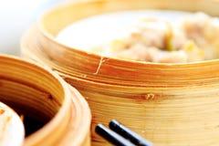 китайская тусклая сумма Стоковая Фотография